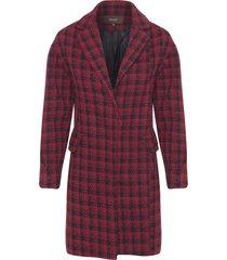 casaco feminino verona - vermelho