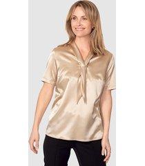 blouse mona goudkleur