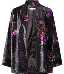 vera kimono kimonos grå odd molly