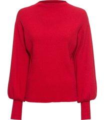 maglione con maniche a palloncino (rosso) - bodyflirt
