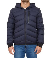 mmco bomber jacket with cappuccio and polsino