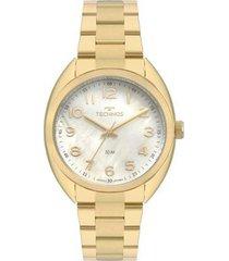 relógio technos boutique 2036mla/4x feminino
