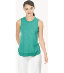 lilla p rib bottom tank top