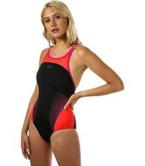 womens splice xback swimsuit