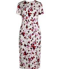 inya wild floral dress