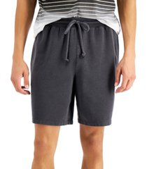 """inc international concepts men's regular-fit over-dyed 7-3/4"""" drawstring shorts, created for macy's"""