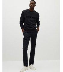 100% cordura® katoenen sweatshirt