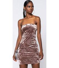 akira bad lil thang tube mini dress