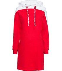 abito in felpa (rosso) - rainbow
