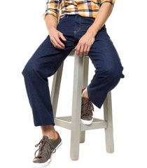 jean azul wrangler montana light denim
