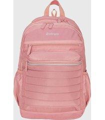 mochila linx rosado xtrem