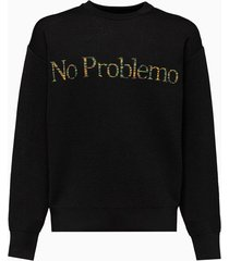 aries space dye sweater srar20019