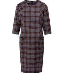 jurk 3/4-mouwen van basler bruin