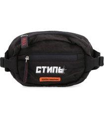 heron preston mini fanny pack belt bag