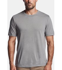 brushed cotton jersey tee