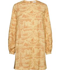 aram short dress aop 10783 dresses everyday dresses gul samsøe samsøe