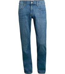 blake slim-fit straight jeans