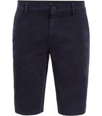 boss men's slim fit chino shorts
