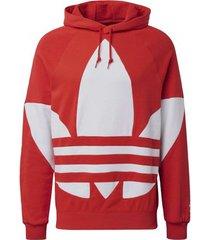 sweater adidas big trefoil hoodie