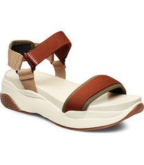 lori shoes summer shoes flat sandals multi/mönstrad vagabond