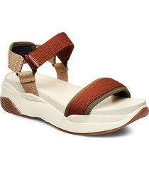 lori shoes summer shoes flat sandals multi/mönstrad vagabond