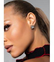 akira royalty square earring