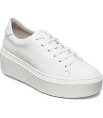 woms lace-up sneakers skor vit tamaris