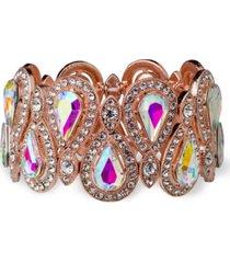 statement accessories tear drop stone social occasion bracelet