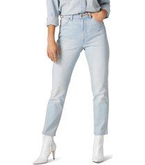 women's wrangler icons(tm) 11wwz high waist crop slim leg jeans