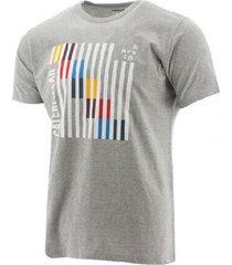 camiseta cat gris hombre 2511316-mlh