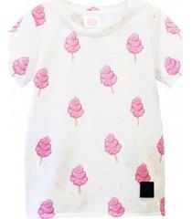 t-shirt cotton candy
