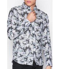 selected homme shxonedarj shirt ls skjortor vit