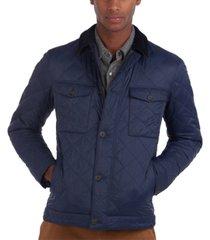 barbour men's maesbury quilted jacket