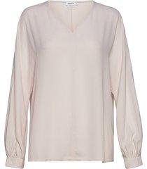 riley blouse blouse lange mouwen crème filippa k