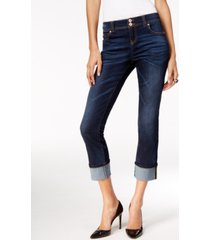 inc curvy-fit cropped jeans, created for macy's