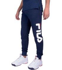 pantalón azul fila dna