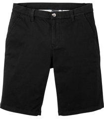 bermuda elasticizzati slim fit (nero) - bpc selection
