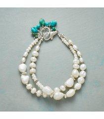 burst of turquoise bracelet