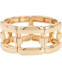 women's halogen link stretch bracelet