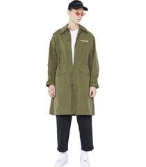 płaszcz casual army coat