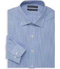 boxed classic-fit gridlock dress shirt