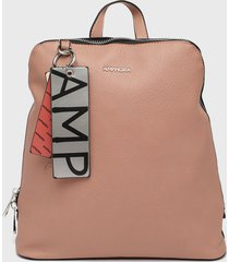 mochila  serenite  rosado amphora