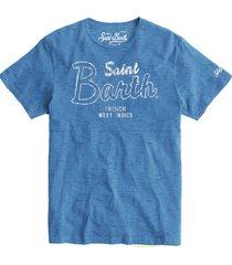 mans cotton t-shirt saint barth
