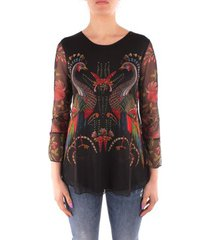blouse desigual 21swtkdc