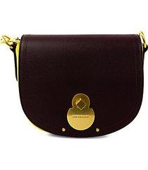 cavalcade wild leather crossbody bag
