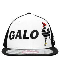 boné new era atlético-mg aba reta 9fifty masculino