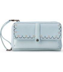 the sak women's sequoia smartphone crossbody wallet