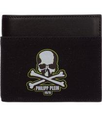 philipp plein skull wallet
