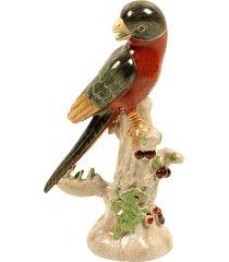escultura decorativa de porcelana pássaro ningaloo