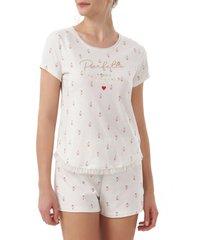 pijama cor com amor 12356